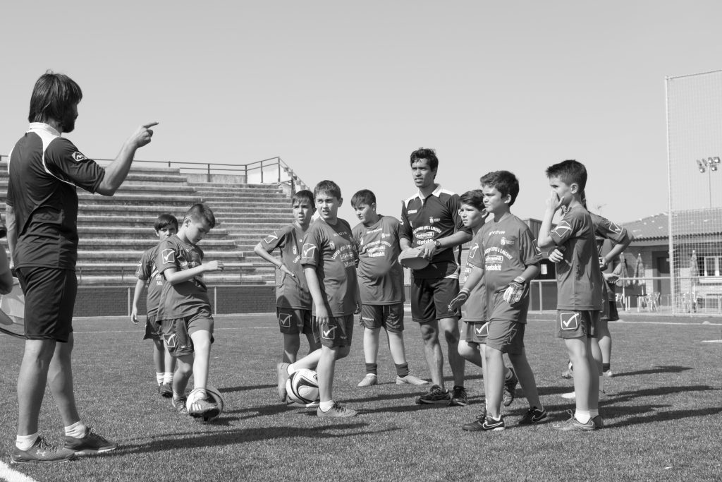 La figura del entrenador (I)